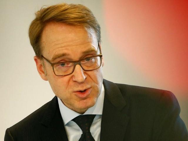 Interview: Bundesbank-Chef Weidmann warnt vor zu viel Konjunkturpessimismus