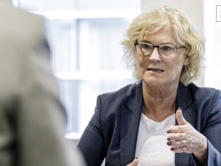 Lambrecht will härtere Strafen für sexualisierte Gewalt an Kindern