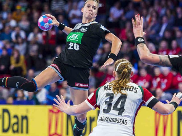 Handball-EM: DHB-Frauen verlieren zweites Hauptrundenspiel gegen Ungarn