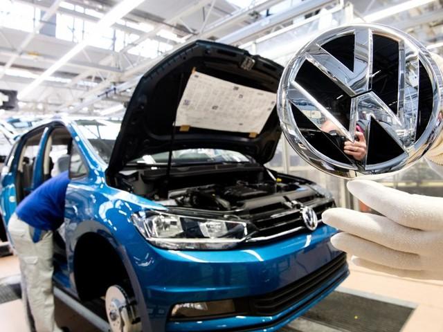 VW peilt Umsatzrendite von bis zu sieben Prozent an