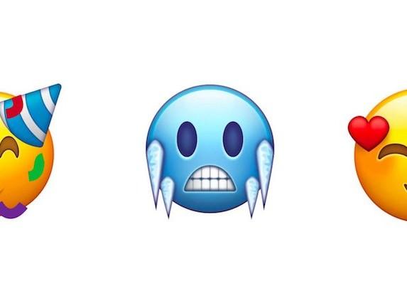 Emojis: 67 neue Kandidaten für 2018 vorgestellt