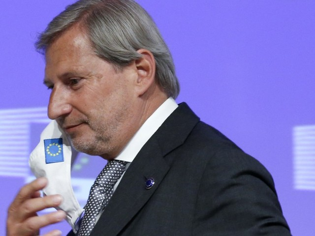 Europäische Union: Haushaltskommissar Hahn erwartet neue EU-Steuern