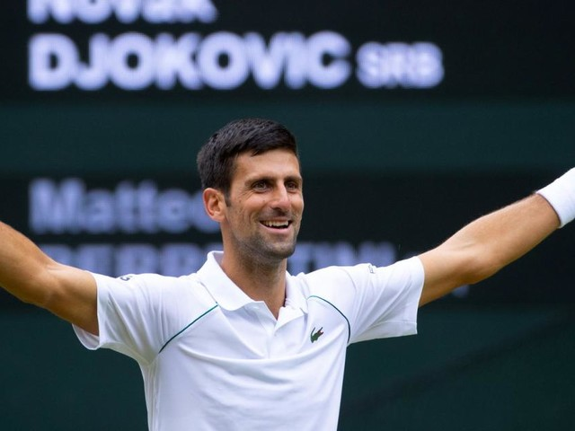 Superstar Novak Djokovic: Gladiator, Denker, Perfektionist