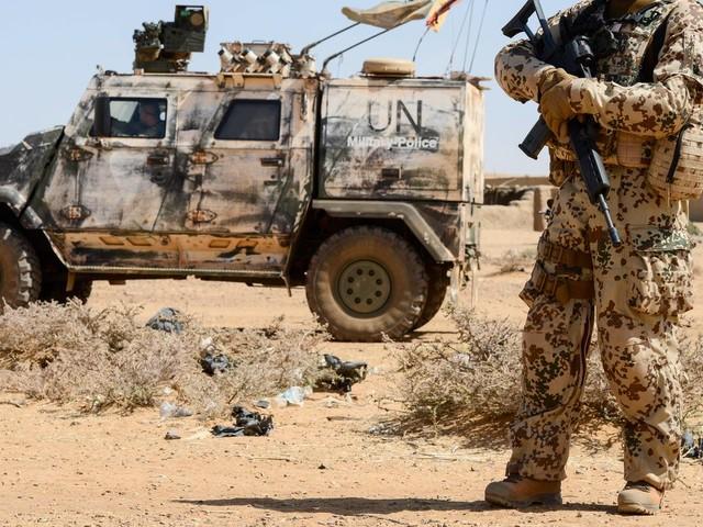Mali: Bundesregierung warnt vor Zusammenarbeit mit russischer Söldnertruppe »Wagner«