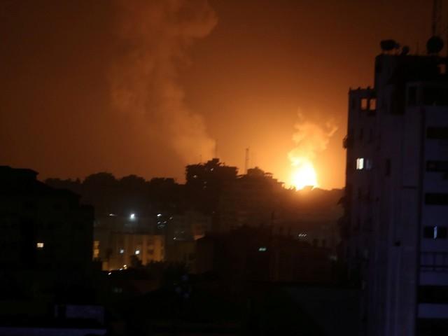 Nach Raketenbeschuss von Tel Aviv: Im Nahostkonflikt droht die Eskalation