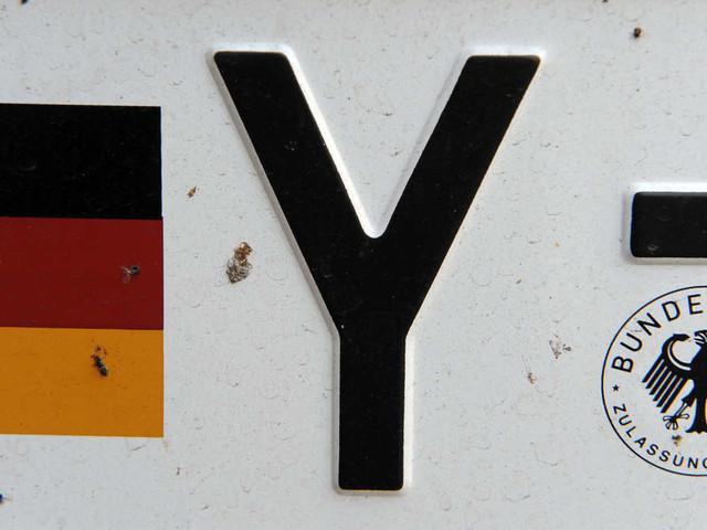 Wissen Sie, was das Y-Kennzeichen tatsächlich bedeutet?