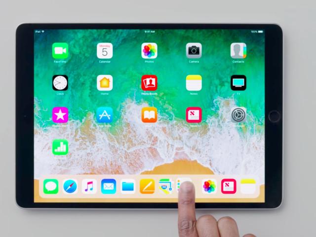 Apple zeigt neue Videos für iPad und iOS 11