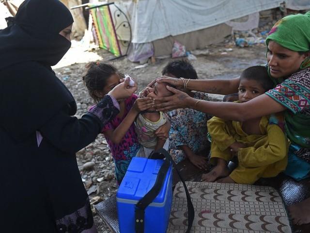 Sinkende Fallzahlen machen Hoffnung auf Ausrottung von Polio in Pakistan