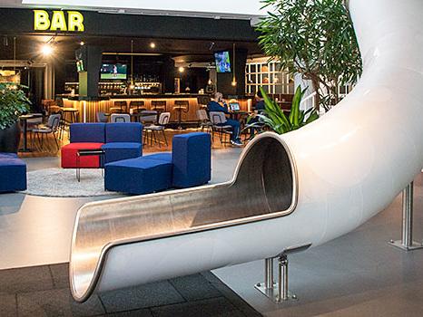 Hup Hotel – ein Sport-Hotel, das Spaß macht