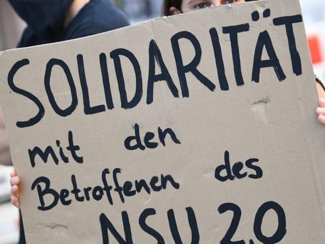 Rechtsextremismus: Drohmail-Affäre «NSU 2.0» - Anklage gegen Ex-Polizisten