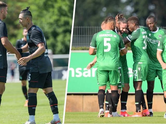 SV Werder Bremen gegen Hannover 96 live im TV und Online-Stream sehen