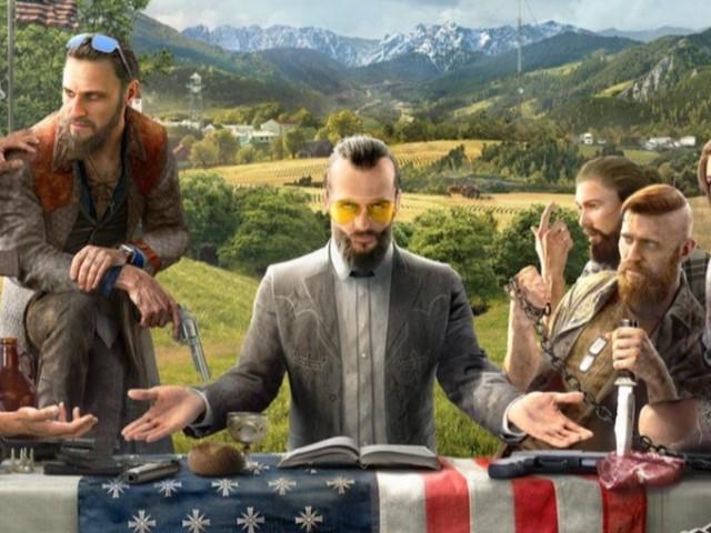 Far Cry 5: Fehlende Kontrolle und Unsicherheit als zentrale Elemente; Anekdoten-Fabrik; Sekten-Mitglieder und Widerstandskämpfer; mehrere Editionen; Season Pass