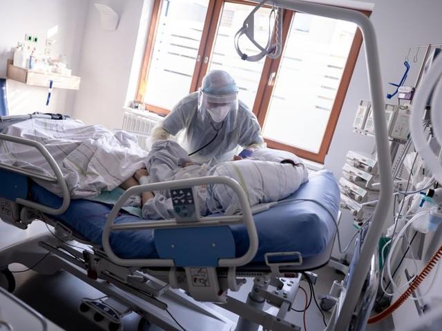 Bundesweite Inzidenz steigt sprunghaft auf 130,2