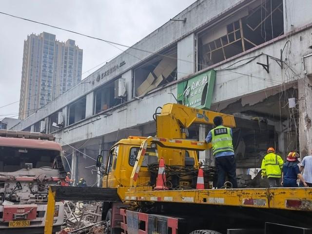 Explosion in Markthalle tötet zwölf Menschen in China