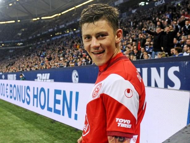 Fußball: Dawid Kownacki muss sich bei Fortuna Düsseldorf gedulden