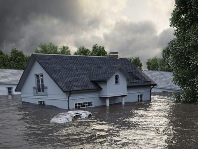 Hier sehen Sie stets die aktuelle Hochwasserlage