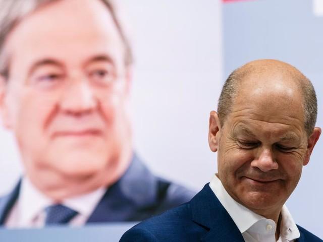 SPD hauchdünn vor CDU: Das Feilschen ums Kanzleramt wird lang