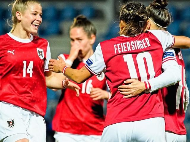 6:0 – ÖFB-Frauen-Team auch gegen Nordmazedonien im Torrausch