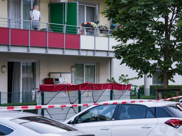Nach Messerangriff: Polizei erschießt Mann in Mainz