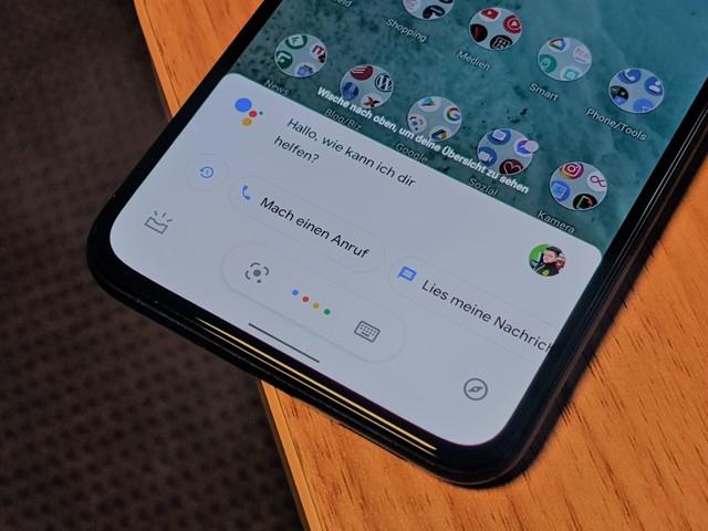 Warum jetzt sogar Google Assistant teilweise zum Smartphone-Messenger wird
