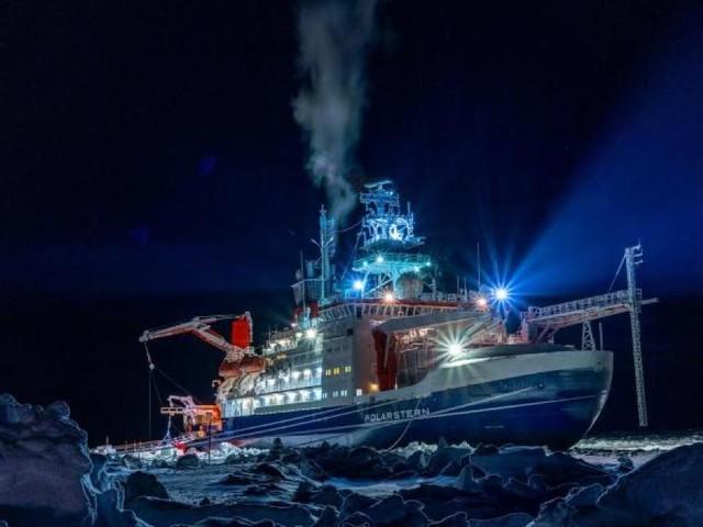 Arktik-Eis schmilzt immer schneller