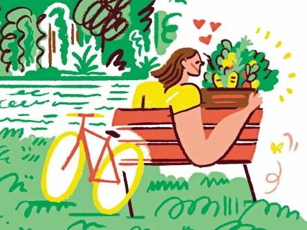 Lebensstil: Beziehungsarbeit mit der Gemüsekiste