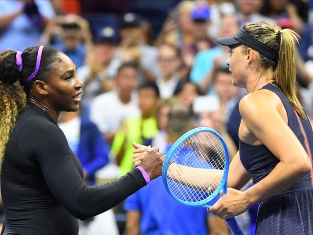 US Open: Serena Williams lässt Maria Scharapowa keine Chance