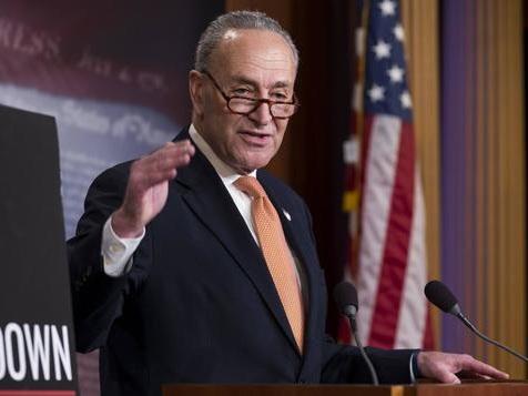 Demokraten zur Beendigung des Regierungsstillstandes bereit