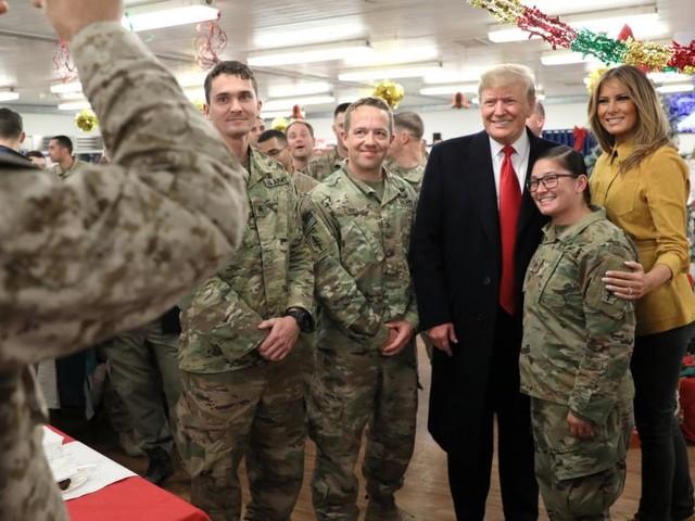 """Trump: """"USA können nicht mehr der Weltpolizist sein"""""""