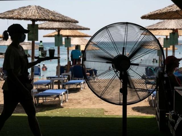 Wetter: Hitzewelle in Griechenland erreicht ihren Höhepunkt