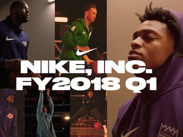 Nike: Gewinn sinkt im ersten Quartal um fast ein Viertel