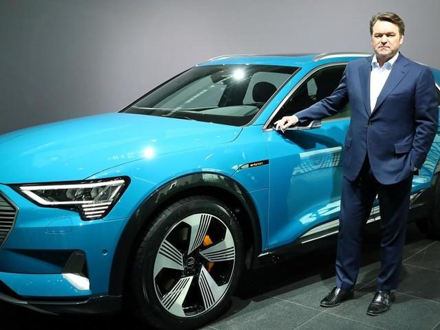 Nur beim Thema FC Bayern wird der Audi-Chef deutlich