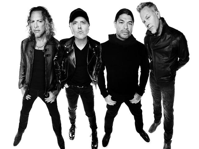 Neuigkeiten von Metallica, Architects, Blaqk Audio und vielen weiteren...