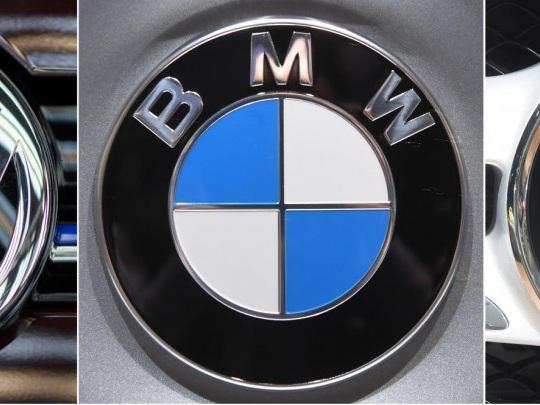 Klimaschutz - Deutsche Umwelthilfe und Greenpeace klagen gegen BMW, Daimler und VW