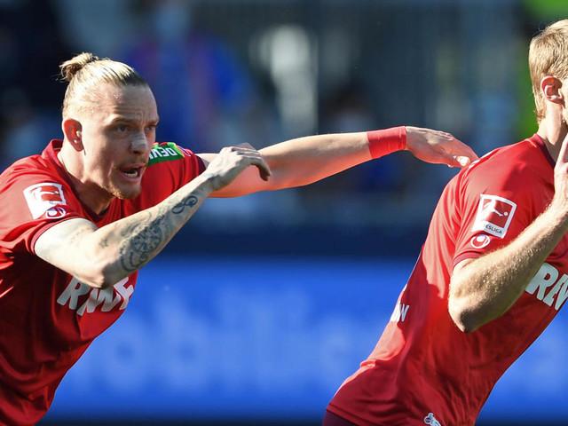 Relegations-Spektakel in Kiel: 1. FC Köln bleibt in der Bundesliga