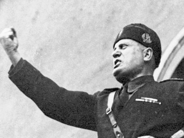"""Antonio Scurati: """"Es bringt nichts, Mussolini für verrückt zu erklären"""""""