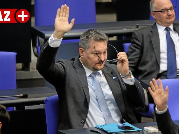 Parteien: Essens AfD-Mann: Trotz Skandalen neuer Anlauf fürs Parlament