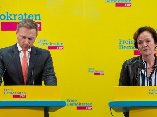 Bürgerschaftswahl Hamburg - FDP scheitert an Fünf-Prozent-Hürde