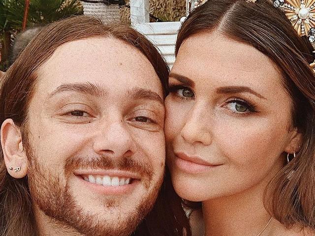 VIP-Gästeliste: Diese Stars waren auf Novalanaloves Hochzeit