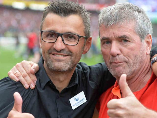 "Nürnbergs Trainer Michael Köllner: ""Vor Friedhelm Funkel ziehe ich 120 Hüte"""