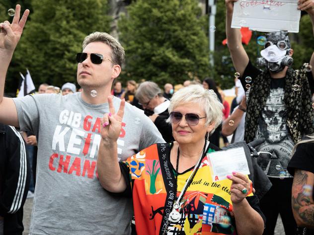 Ruf nach Demonstrationsverboten: Keine falschen Reflexe