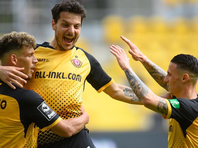 Aufstieg perfekt: Dynamo Dresden kehrt zurück in die 2. Liga