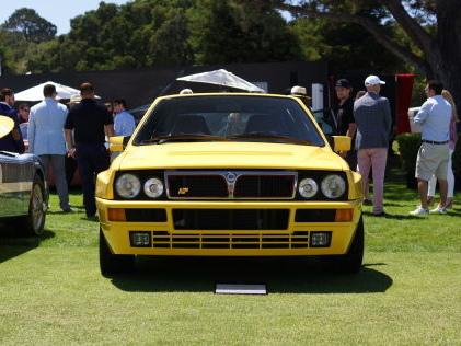 Lancia Delta, Bugatti EB110, Mercedes 190 E: The Quail Die zehn Coolsten von The Quail