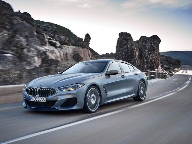 Familiensportler aus Bayern: BMW 8er Gran Coupé gegen GT 4-Türer