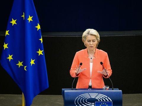 Rede zur Lage der Union: Von der Leyen will EU widerstandsfähiger machen