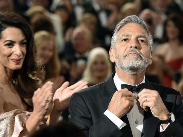 """George Clooney: """"Ich bin der glücklichste Mensch auf Erden!"""""""