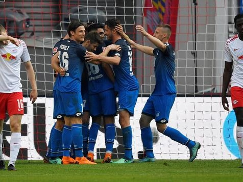Hoffenheim demontiert Leipzig, HSV darf wieder hoffen