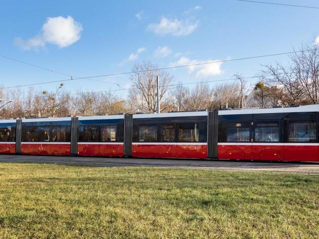 Zwischen Strebersdorf und Aspern Nord soll bald neue Bim-Linie 27 fahren
