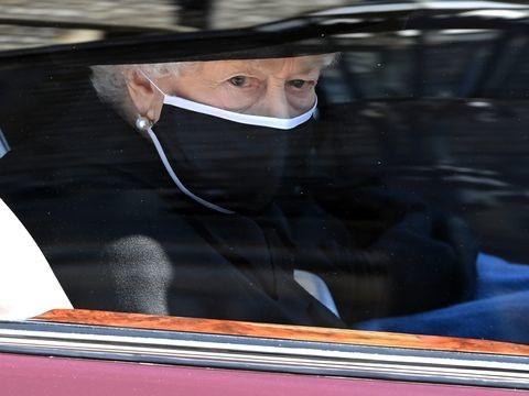 Trauriger Geburtstag - Verwitwet und gebeugt, aber ungebrochen: Die Queen wird 95