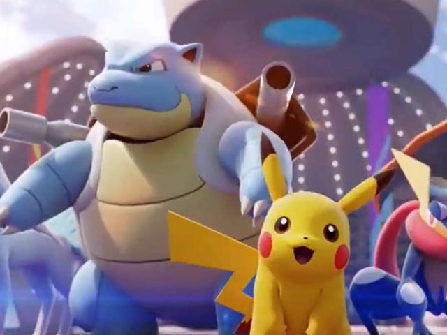 Pokémon Unite: Gratis-Game ab sofort für mobile Geräte erhältlich
